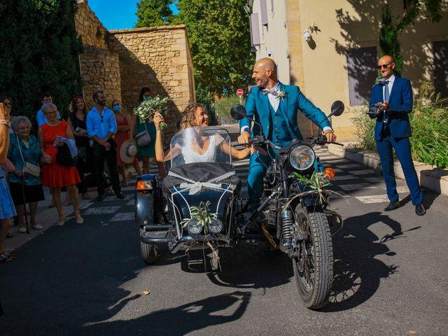 Le mariage de Laurent et Sandrine à Beaucaire, Gard 181