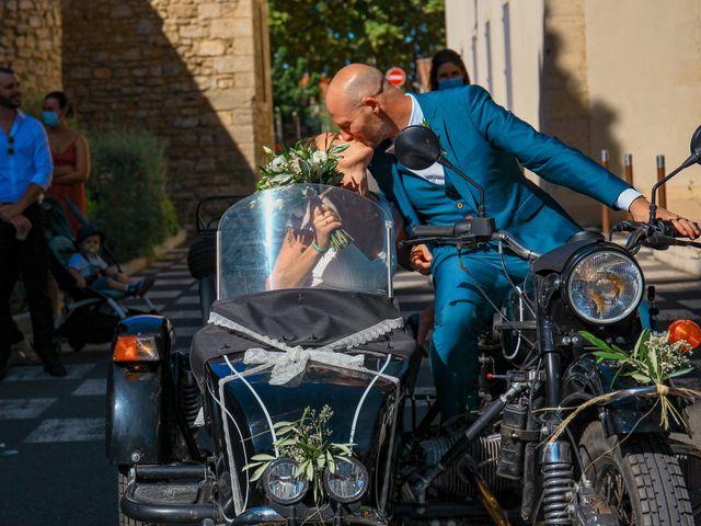 Le mariage de Laurent et Sandrine à Beaucaire, Gard 183