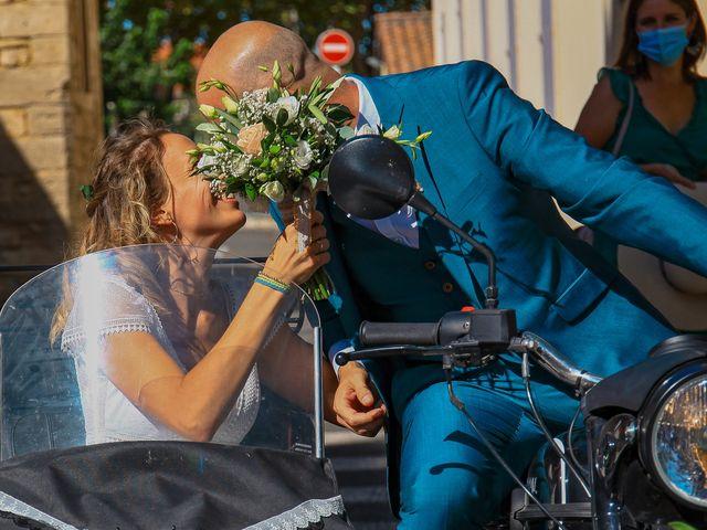 Le mariage de Laurent et Sandrine à Beaucaire, Gard 185