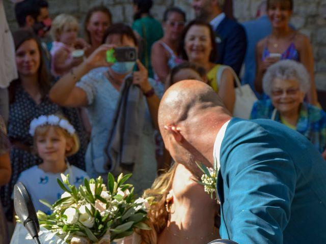 Le mariage de Laurent et Sandrine à Beaucaire, Gard 186