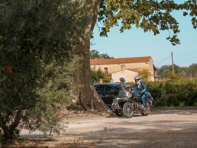Le mariage de Laurent et Sandrine à Beaucaire, Gard 188