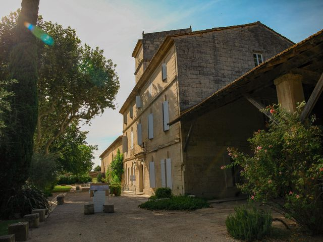 Le mariage de Laurent et Sandrine à Beaucaire, Gard 192