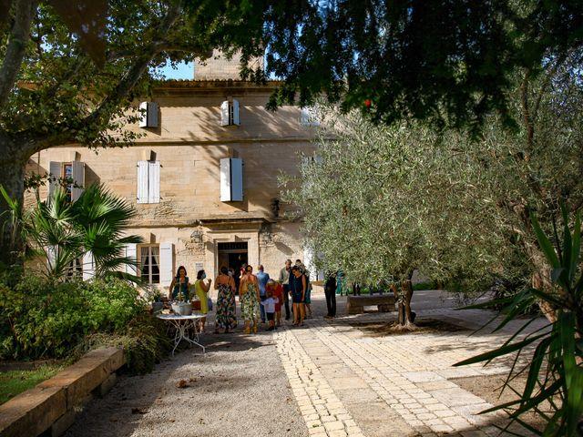Le mariage de Laurent et Sandrine à Beaucaire, Gard 205