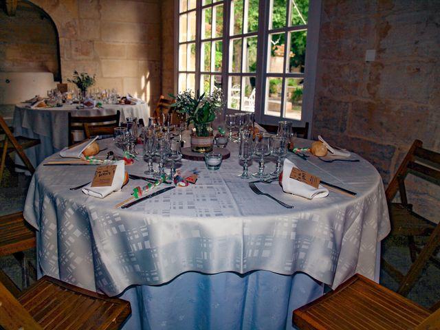 Le mariage de Laurent et Sandrine à Beaucaire, Gard 207