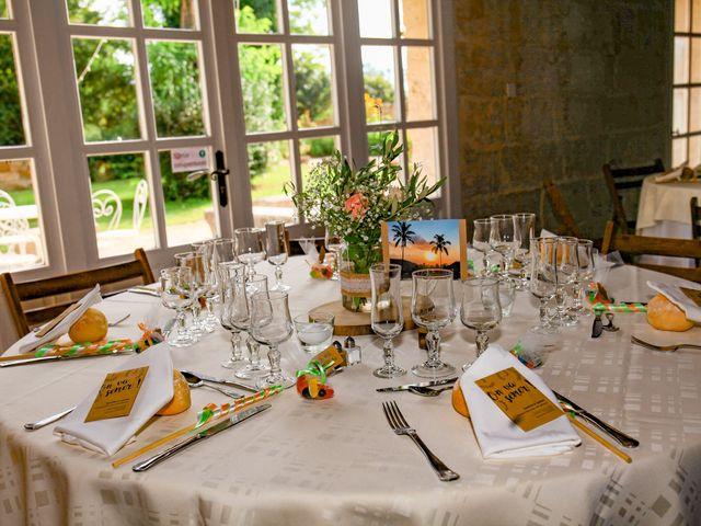 Le mariage de Laurent et Sandrine à Beaucaire, Gard 209