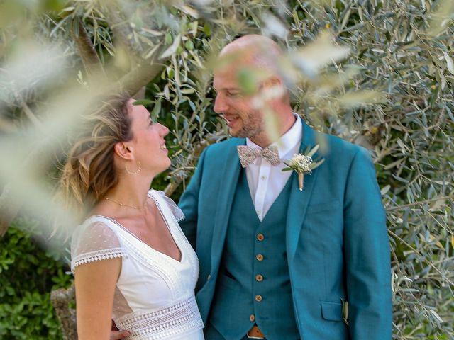 Le mariage de Laurent et Sandrine à Beaucaire, Gard 217