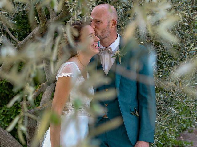 Le mariage de Laurent et Sandrine à Beaucaire, Gard 219