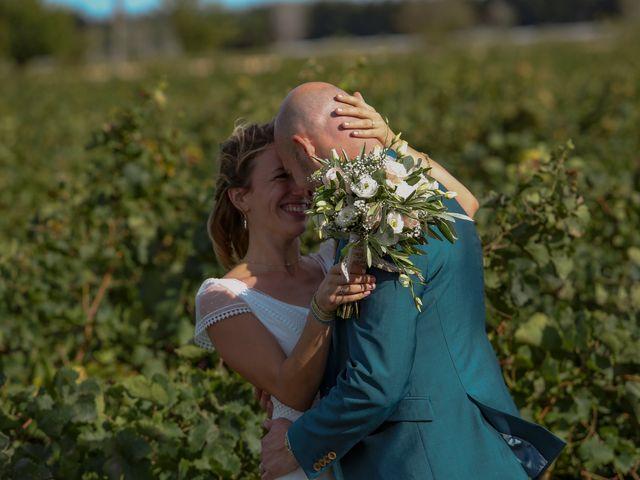 Le mariage de Laurent et Sandrine à Beaucaire, Gard 220