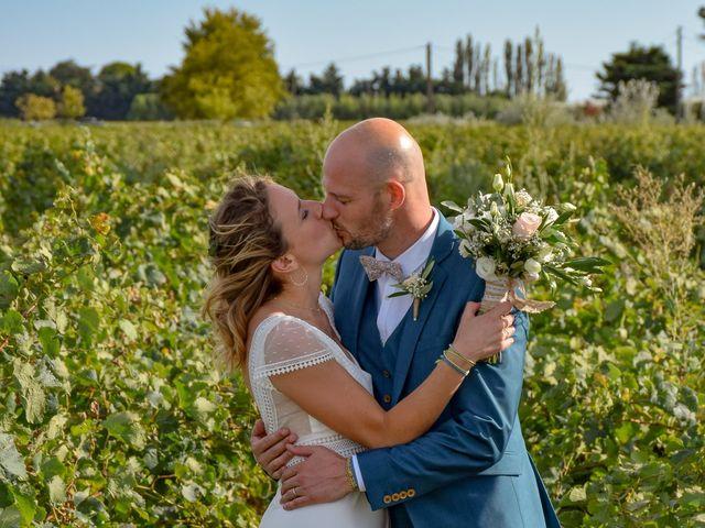 Le mariage de Laurent et Sandrine à Beaucaire, Gard 221