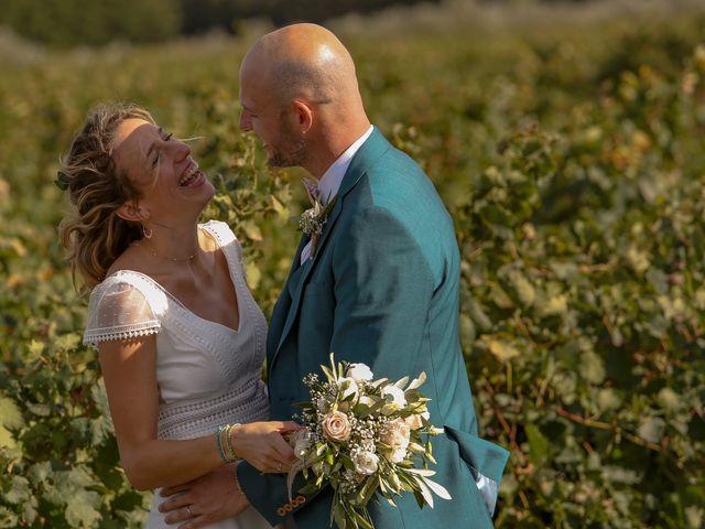 Le mariage de Laurent et Sandrine à Beaucaire, Gard 222