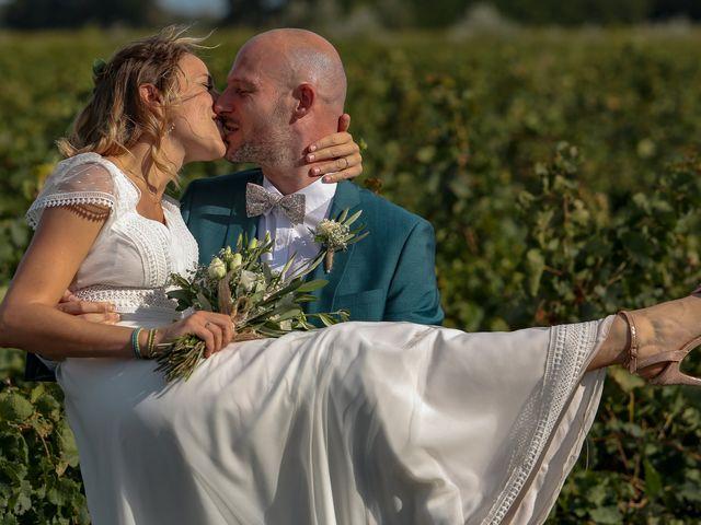 Le mariage de Sandrine et Laurent