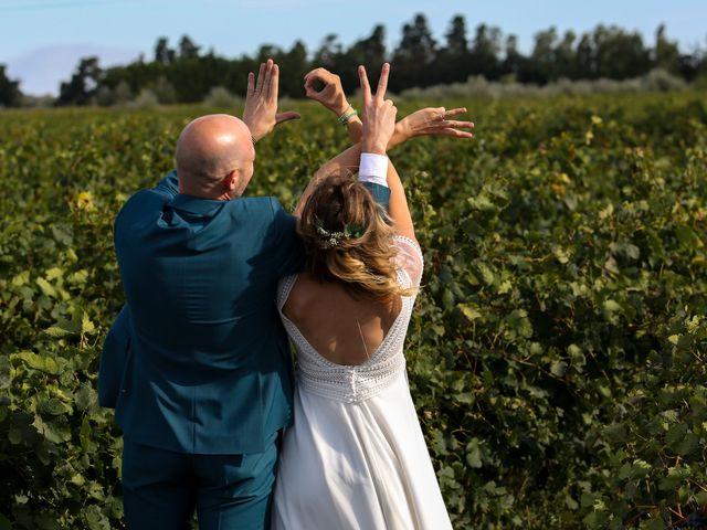 Le mariage de Laurent et Sandrine à Beaucaire, Gard 223