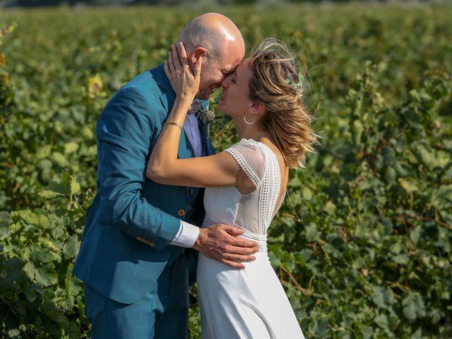 Le mariage de Laurent et Sandrine à Beaucaire, Gard 225