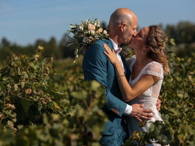 Le mariage de Laurent et Sandrine à Beaucaire, Gard 226