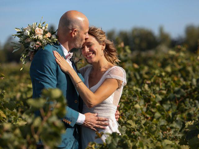 Le mariage de Laurent et Sandrine à Beaucaire, Gard 227