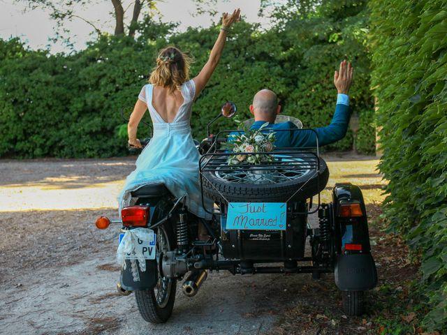 Le mariage de Laurent et Sandrine à Beaucaire, Gard 231