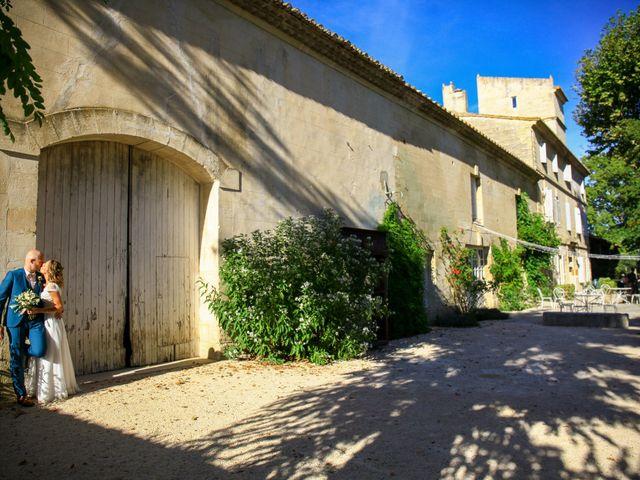 Le mariage de Laurent et Sandrine à Beaucaire, Gard 234