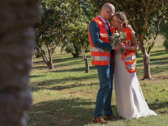 Le mariage de Laurent et Sandrine à Beaucaire, Gard 237