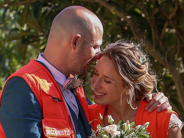 Le mariage de Laurent et Sandrine à Beaucaire, Gard 238