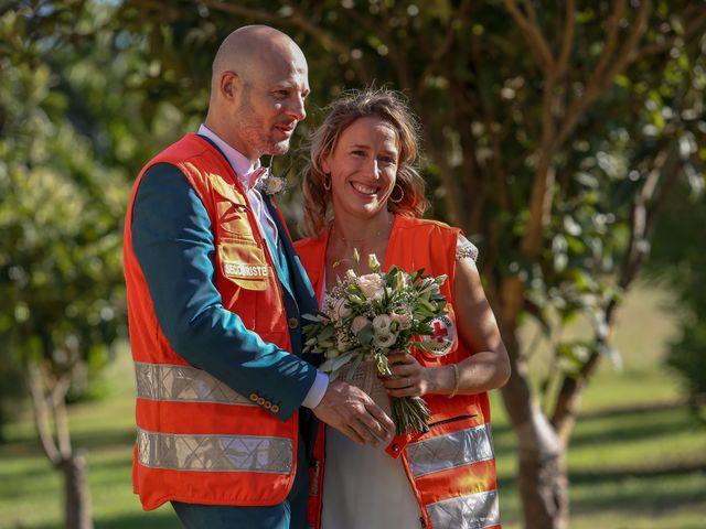 Le mariage de Laurent et Sandrine à Beaucaire, Gard 239