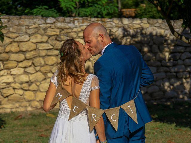 Le mariage de Laurent et Sandrine à Beaucaire, Gard 241