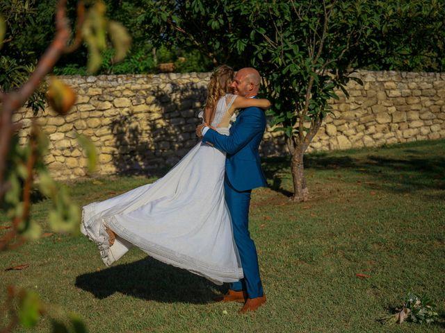 Le mariage de Laurent et Sandrine à Beaucaire, Gard 242