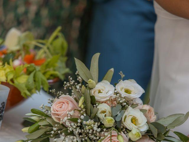 Le mariage de Laurent et Sandrine à Beaucaire, Gard 248