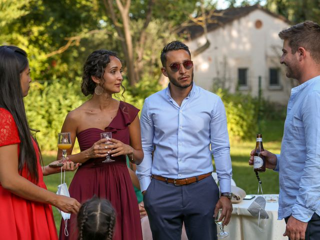 Le mariage de Laurent et Sandrine à Beaucaire, Gard 250