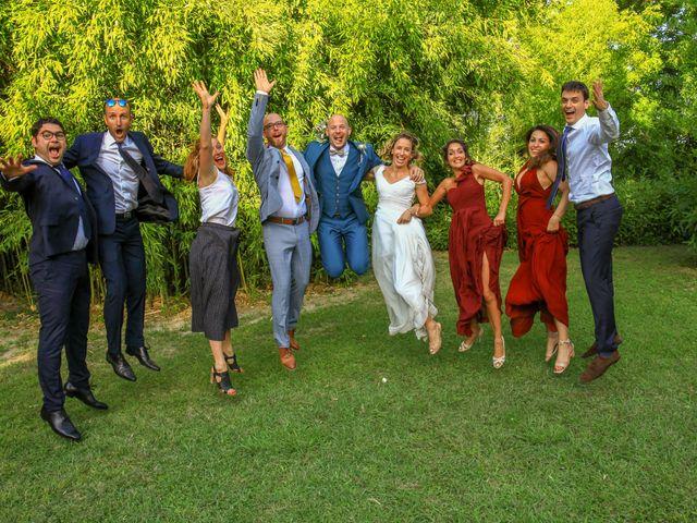 Le mariage de Laurent et Sandrine à Beaucaire, Gard 254