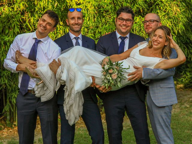Le mariage de Laurent et Sandrine à Beaucaire, Gard 255