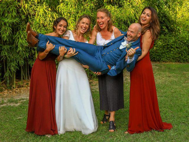 Le mariage de Laurent et Sandrine à Beaucaire, Gard 256