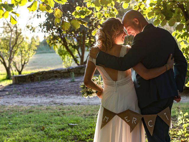 Le mariage de Laurent et Sandrine à Beaucaire, Gard 267