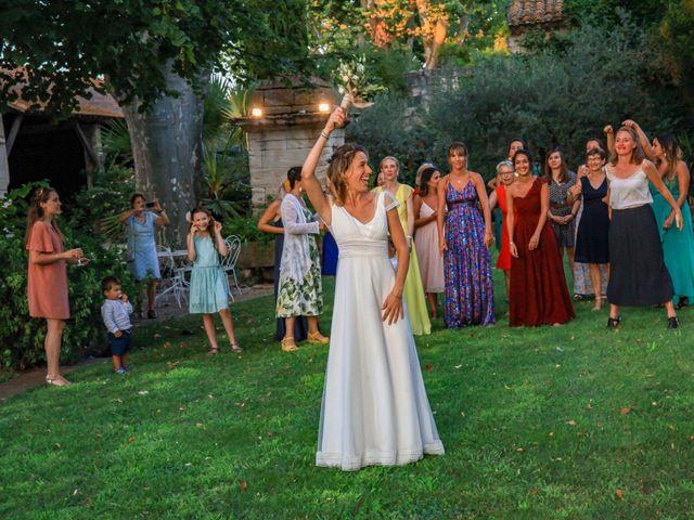 Le mariage de Laurent et Sandrine à Beaucaire, Gard 274