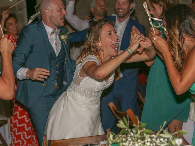 Le mariage de Laurent et Sandrine à Beaucaire, Gard 290