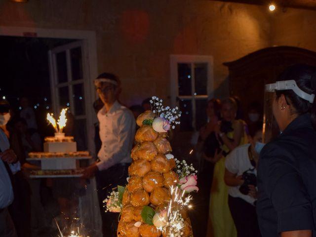Le mariage de Laurent et Sandrine à Beaucaire, Gard 294