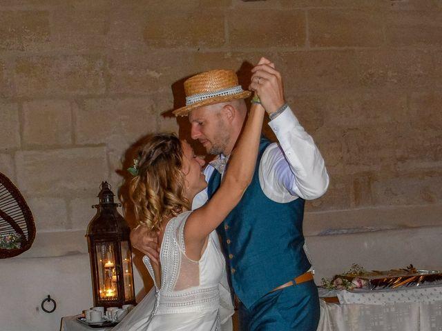 Le mariage de Laurent et Sandrine à Beaucaire, Gard 312