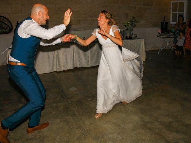 Le mariage de Laurent et Sandrine à Beaucaire, Gard 315