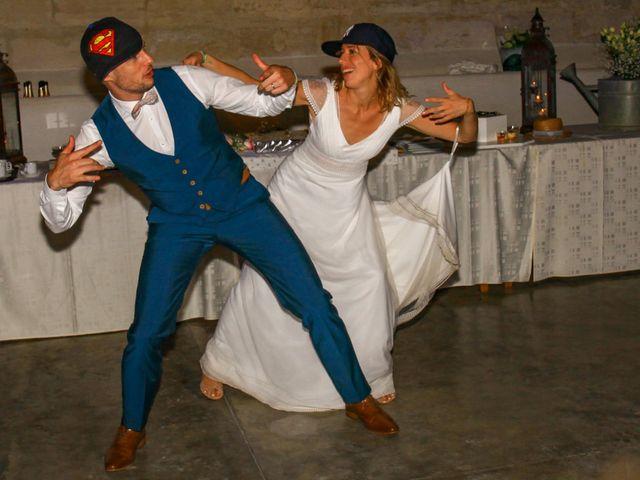 Le mariage de Laurent et Sandrine à Beaucaire, Gard 318