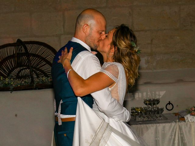 Le mariage de Laurent et Sandrine à Beaucaire, Gard 321