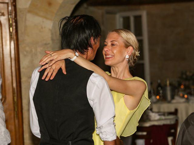 Le mariage de Laurent et Sandrine à Beaucaire, Gard 330