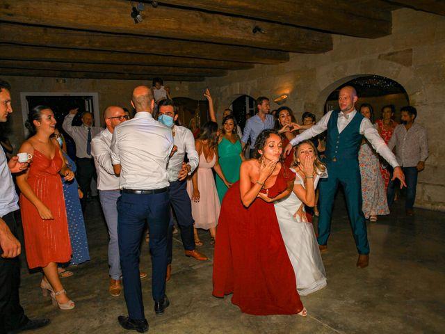 Le mariage de Laurent et Sandrine à Beaucaire, Gard 334