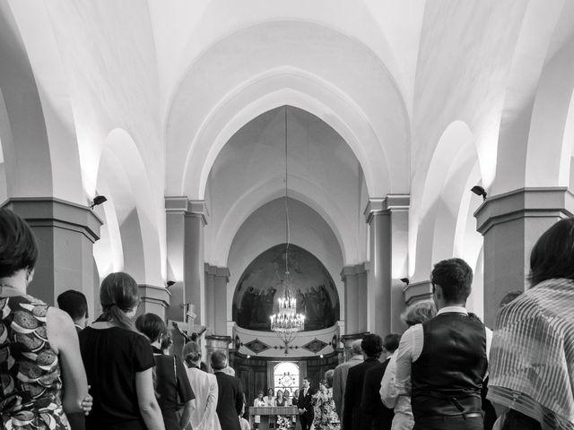 Le mariage de François et Elodie à Saint-Romain-en-Jarez, Loire 4