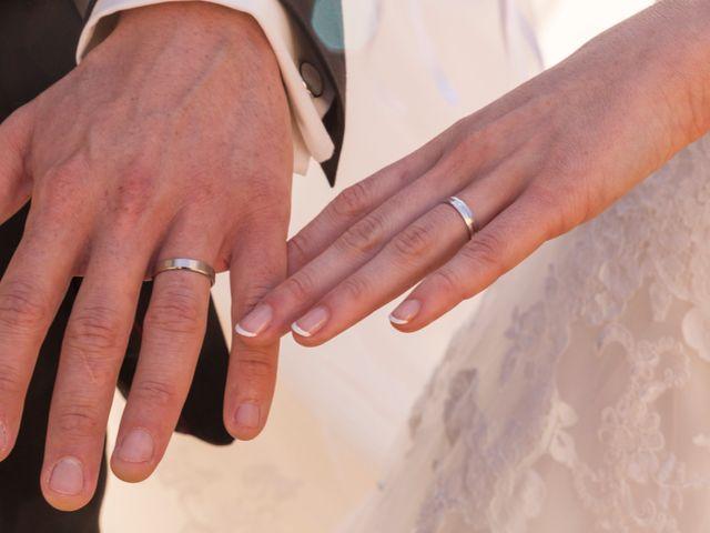 Le mariage de François et Elodie à Saint-Romain-en-Jarez, Loire 1