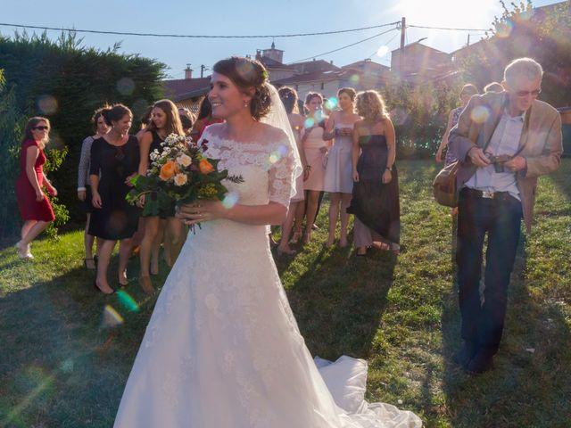 Le mariage de François et Elodie à Saint-Romain-en-Jarez, Loire 2