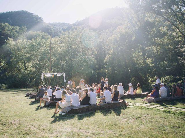 Le mariage de Fabien et Isabelle à Nyons, Drôme 15