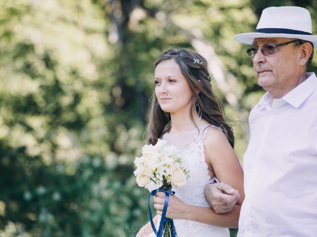 Le mariage de Fabien et Isabelle à Nyons, Drôme 18