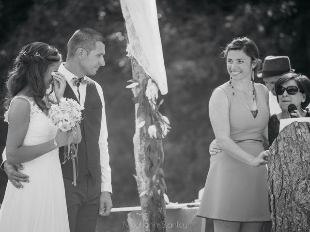 Le mariage de Fabien et Isabelle à Nyons, Drôme 21