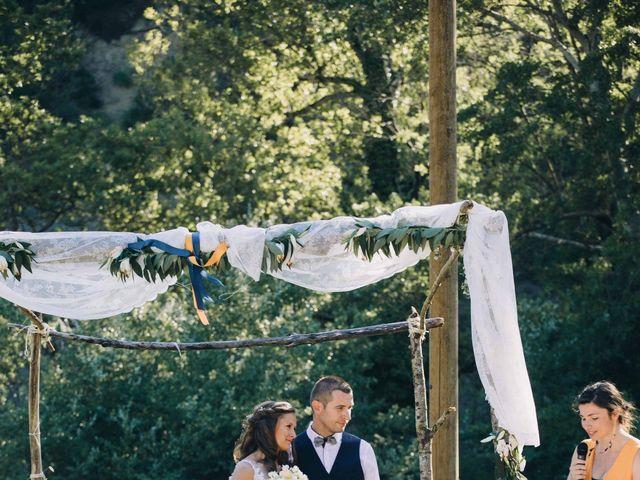Le mariage de Fabien et Isabelle à Nyons, Drôme 26