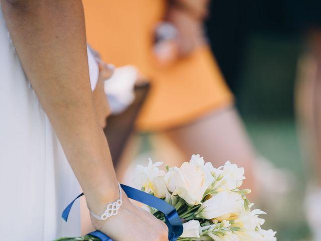 Le mariage de Fabien et Isabelle à Nyons, Drôme 29