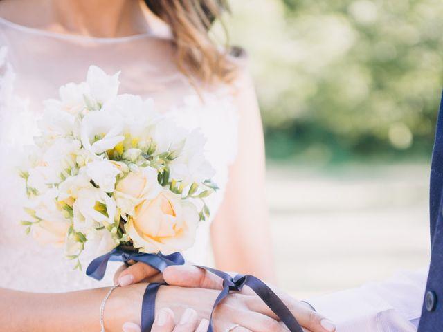 Le mariage de Fabien et Isabelle à Nyons, Drôme 31